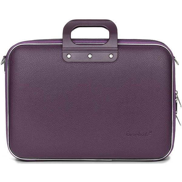 Afbeelding van Bombata Business Classic laptoptas 15.6'' - violet