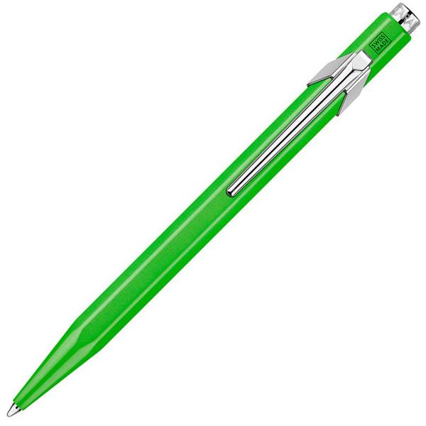 balpen Caran d'Ache 849 Popline Fluo Green