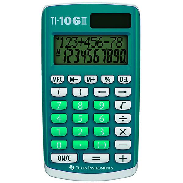 rekenmachine Texas-Instruments TI-106II