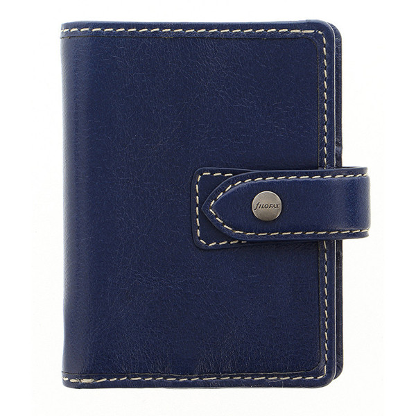filofax Mini Malden Navy