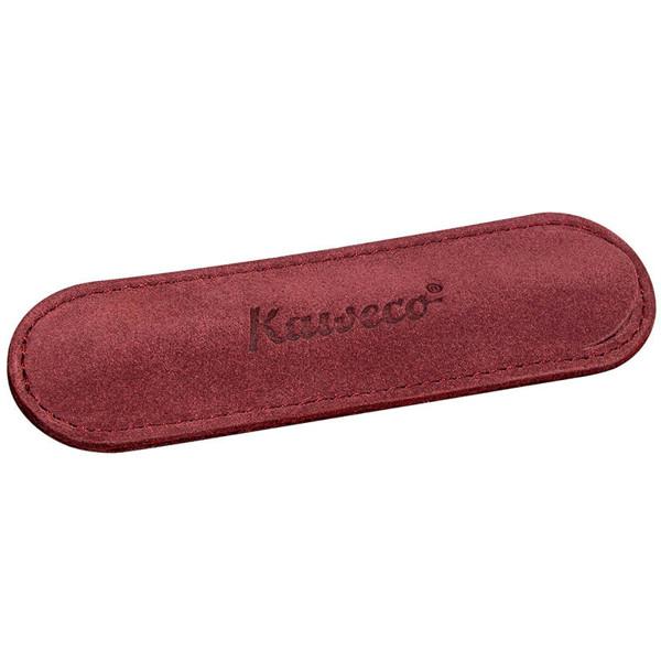 Afbeelding van pennenetui Kaweco Eco Sport Velours voor 1 pen    Bordeaux
