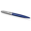 Afbeelding van balpen Waterman Hemisphere Essential Sandblasted steel matt blue CT