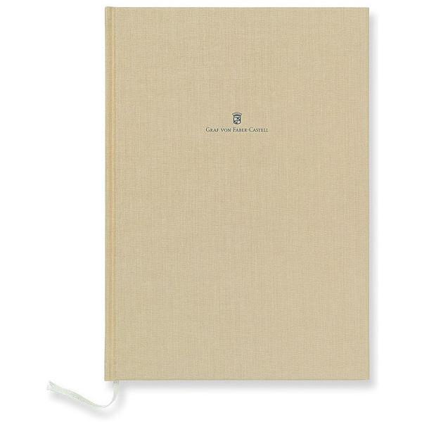 notitieboek Graf von Faber-Castell A4 Golden Brown