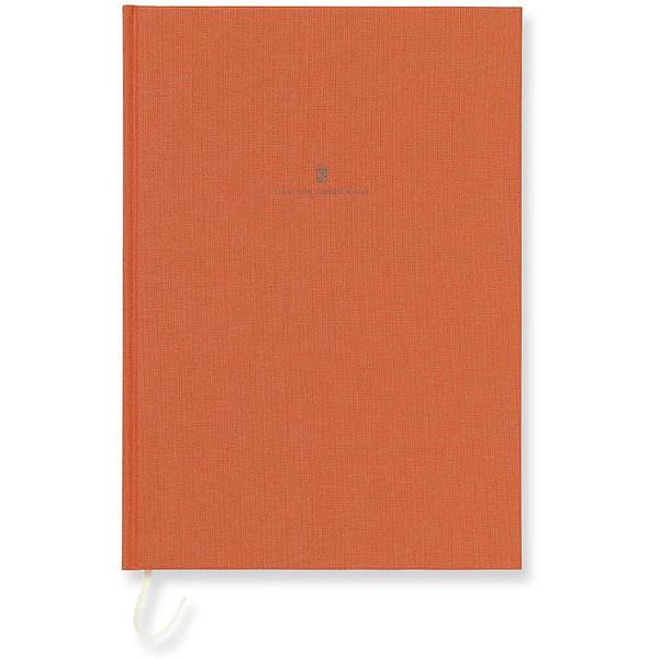 notitieboek Graf von Faber-Castell A5 Burned Orange
