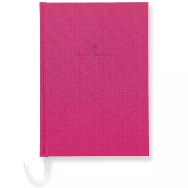 notitieboek Graf von Faber-Castell A5 Electric Pink