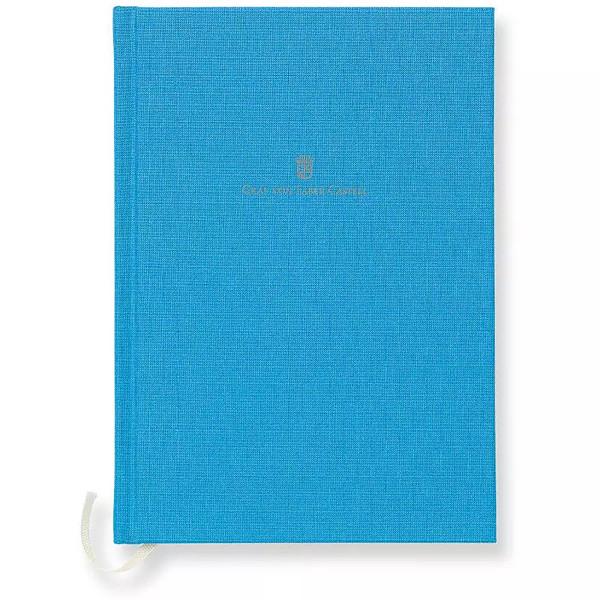 notitieboek Graf von Faber-Castell A5 Gulf Blue
