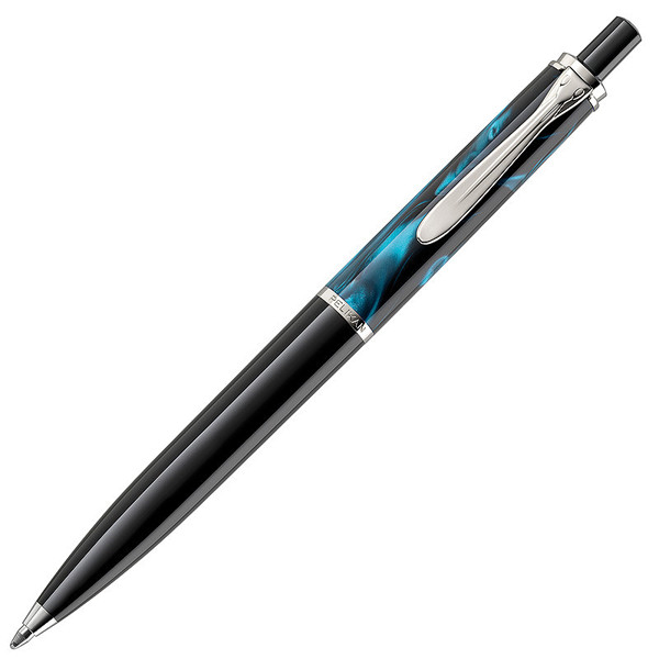 balpen Pelikan Classic K205 Petrol-marbled ** Special Edition 2021 **