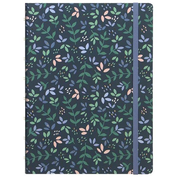 Bild von notitieboek Filofax Notebook A5 Garden Dusk