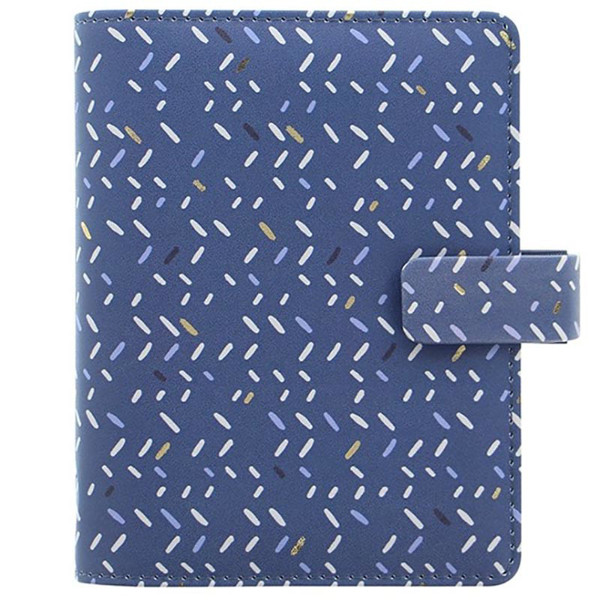 Afbeelding van filofax Pocket   Indigo frost