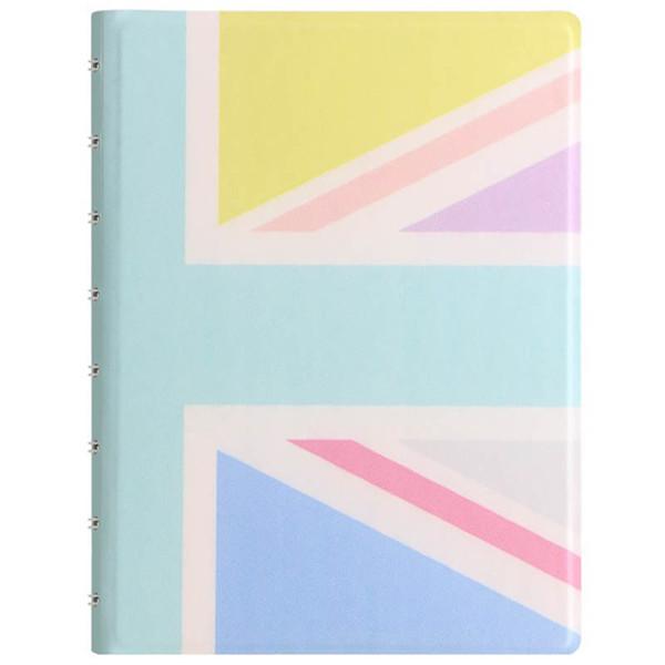 Bild von notitieboek Filofax Notebook A5 Jack pastel