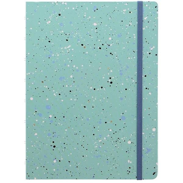 Afbeelding van notitieboek Filofax Notebook A5 Expression mint