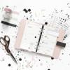 Bild von filofax Personal / A5  Confetti Sticky Notes