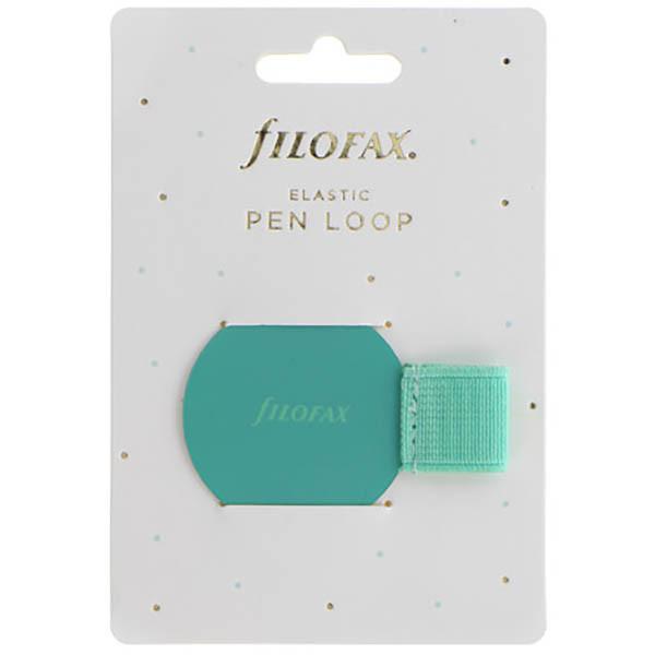 Bild von penloop Filofax mint 35x35mm