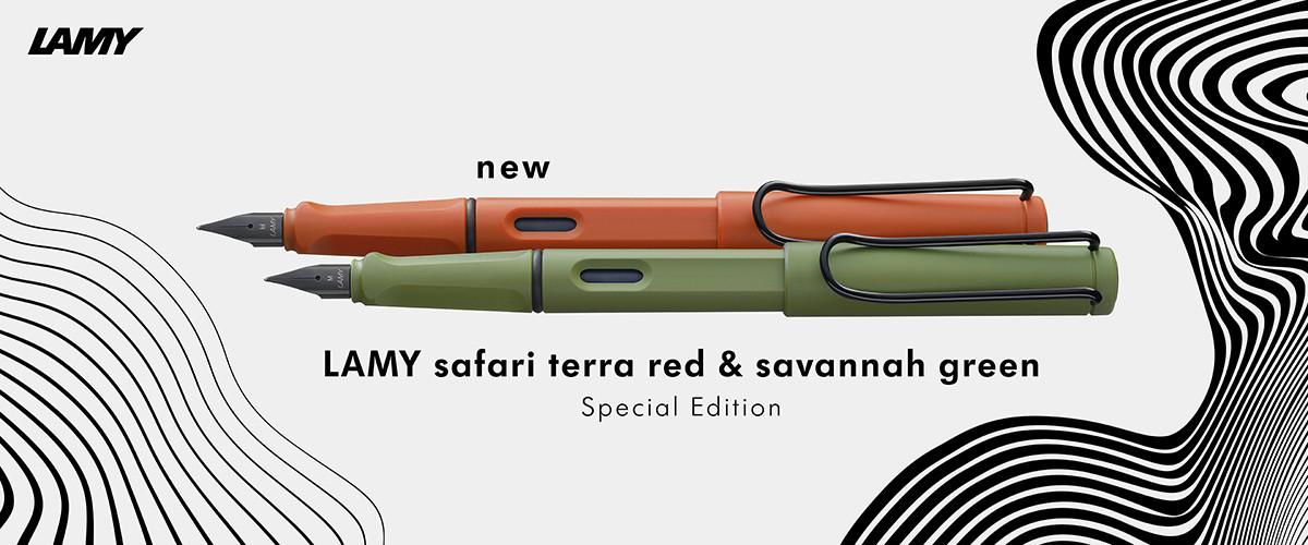 LAMY safari ** Special Edition 2021 **