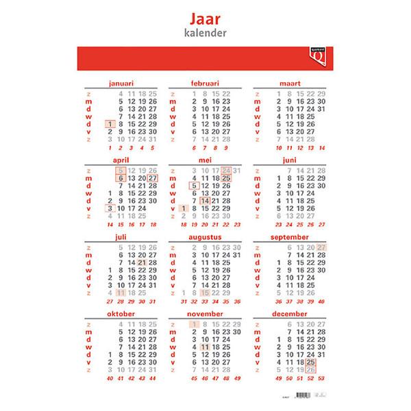 kalender Quantore  jaarkalender
