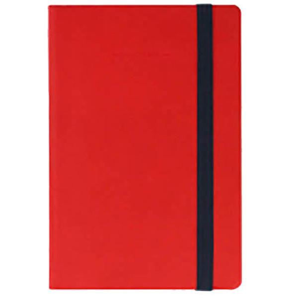 notitieboek Legami My Notebook Medium 120x180mm geruit red