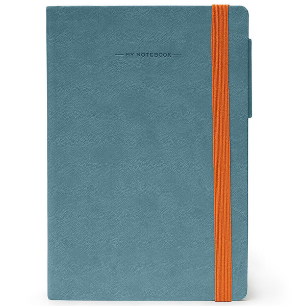 notitieboek Legami My Notebook Medium 120x180mm geruit grey